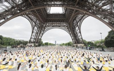 Una Giornata Internazionale di Yoga