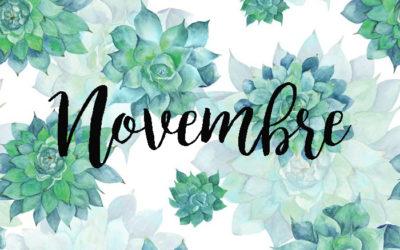 Wallpapers Novembre